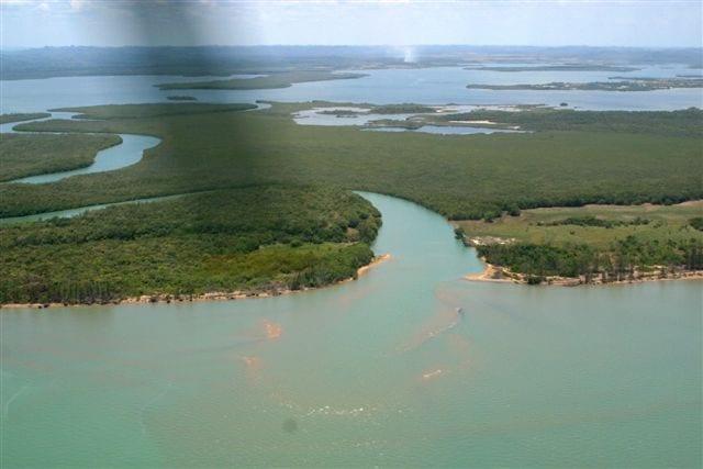 Manatee Bar River