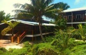Eco Resort at Top Dive Site