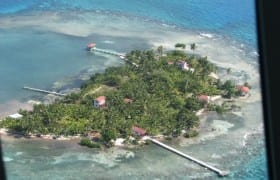 Hatchet Caye – A Private Coral-Reef Retreat
