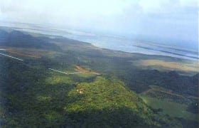 Arabu Ranch Sites on Belize Coast